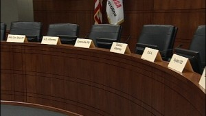 Law enforcement panel set-up for call-in messaging